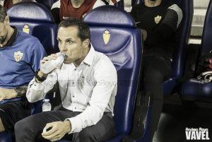 """Sergi Barjuan: """"No se puede perder un partido así"""""""