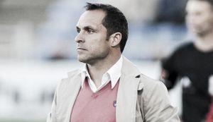 """Sergi Barjuan: """"Hemos hecho un partido muy serio"""""""