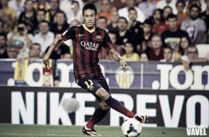 Neymar volverá en Septiembre