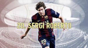 FC Barcelona 2015/16: Sergi Roberto
