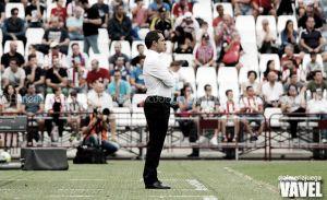 """Sergi Barjuan: """"No merecemos tanto castigo"""""""
