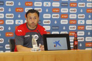 """Sergio González: """"Jugando así sumaremos muchos más puntos en los próximos partidos"""""""