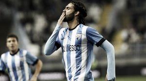 """Sergio Sánchez: """"Queremos la permanencia ante nuestra afición"""""""