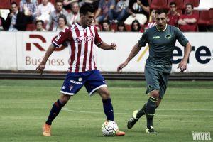 """Sergio Álvarez: """"Somos un equipo muy solidario, y va a costar mucho ganarnos"""""""