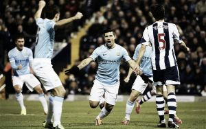 Manchester City - West Bromwich Albion: la fe por el liderato frente a la lucha por la permanencia