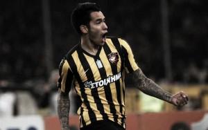Sergio Araujo volverá cedido al AEK de Atenas