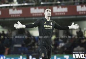 Sergio Asenjo se reencuentra con el Atlético