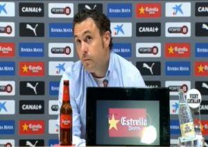 """Sergio González: """"Para ganar, hay que sufrir"""""""