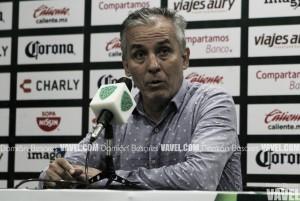 Sergio Bueno agradece el receso por la fecha FIFA