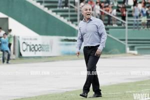 """Sergio Bueno: """"El equipo tiene que pelear"""""""