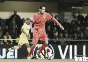 Sergio Busquets, azulgrana hasta 2021