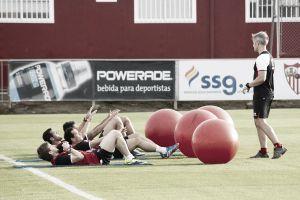 """Sergio Domínguez: """"Costa Ballena era la mejor opción"""""""