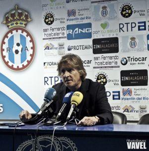 """Sergio Egea: """"El fútbol es de ganar"""""""