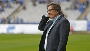 """Sergio Egea: """"Siempre queremos jugar bien y ganar"""""""