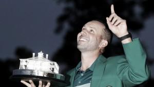 El golf hace justicia con Sergio García