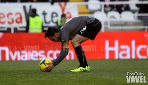 Sergio García establece su mejor marca goleadora