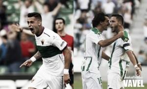 Córdoba CF - Elche CF: los goleadores dictarán el camino
