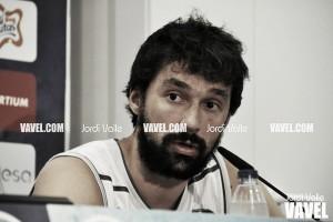 """Sergio Llull: """"Vamos a dejarnos la piel para ganar al CSKA"""""""