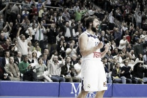 Sergio Llull, histórico MVP de la 10ª jornada en Liga Endesa