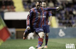 Sèrgio Pinto no seguirá en el Levante
