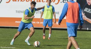 """Sergio Prendes: """"El Sporting será un rival complicado pero en casa somos fuertes"""""""