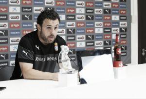 """Sergio González: """"Tenemos muchos sentimientos puestos en la Copa"""""""