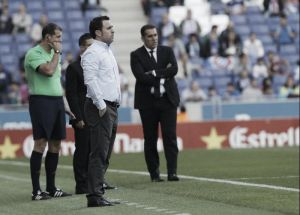 """Sergio González: """"La culpa del mal partido es nuestra"""""""
