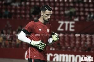 """Sergio Rico: """"Yo solo quiero ayudar al equipo"""""""