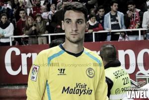 Sergio Rico, renovado hasta 2019