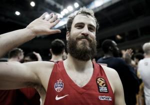 """Sergio Rodríguez: """"El CSKA es como el Madrid, un club ganador"""""""