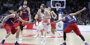 FC Barcelona - Real Madid, puntuaciones del Barça, jornada 11 de Euroliga