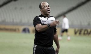 """Sérgio Soares aprova empate do Ceará contra Paraná fora de casa: """"Saímos satisfeitos"""""""