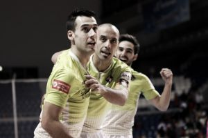 Palma Futsal vence a Jaén y le quita la cuarta plaza