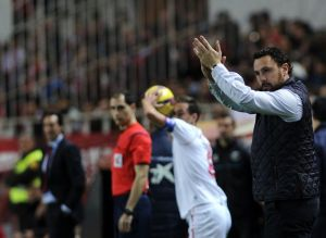 "Sergio González: ""Felicito a mis jugadores"""
