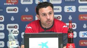 """Sergio González: """"Llegamos en buenas condiciones para hacer un gran partido"""""""