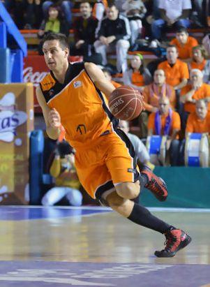 Sergio Sánchez, nuevo jugador del UCAM Murcia