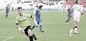 Sergio Sanz, primer refuerzo del Real Zaragoza B