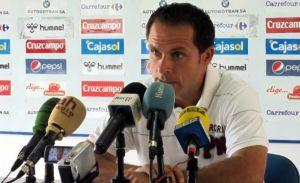 """Sergi Barjuan: """"El 2-0 nos ha ayudado a creer más en nosotros"""""""