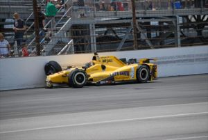 IndyCar: All The Crashes Of This Year's Indy 500