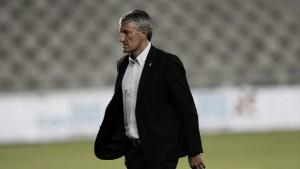 """Quique Setién: """"El árbitro nos ha perjudicado más de lo que nos ha beneficiado"""""""