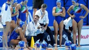 Pallanuoto - World League femminile: il Setterosa piega la Francia