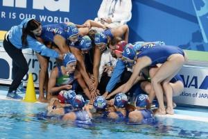 Pallanuoto - World League femminile: il Setterosa tiene a lezione l'Olanda