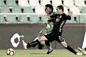Un polémico penal pone al Vitória Setúbal en semifinales de la Taça da Liga