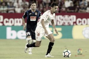 Sevilla e Espanyol empatam em jogo com poucas chances de gol