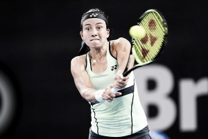 WTA Brisbane: Anastasija Sevastova puts in a flawless performance; ousts Samantha Stosur in straight sets