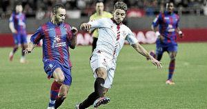 Sevilla vs Levante en vivo y en directo online