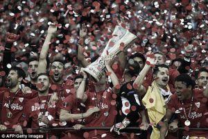 Sevilla retain their UEFA Europa League crown