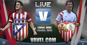 Atlético de Madrid vs Sevilla en vivo y en directo online