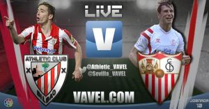 Resultado partido Athletic de Bilbao vs Sevilla en vivo y en directo online