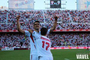 Fotos e imágenes del Sevilla 2-1 Almería, jornada 37 de Primera División